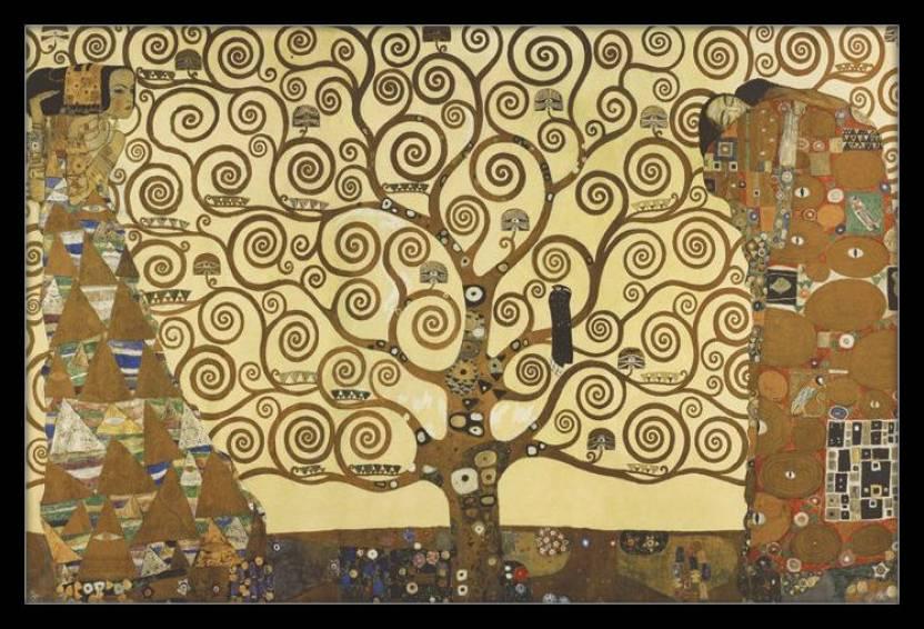 Affordable Art India Gustav Klimt S The Tree Of Life