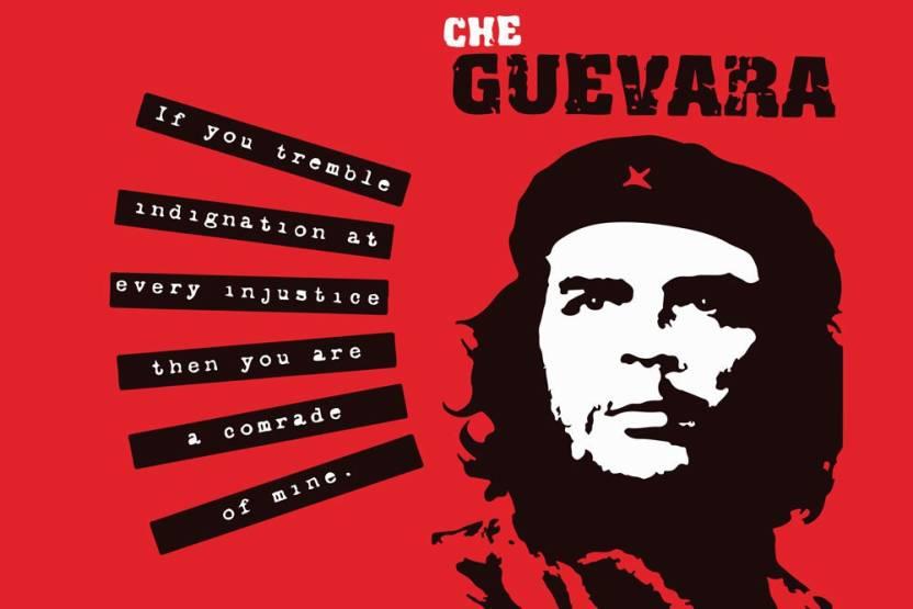 Posterskart Che Guevara Quote Poster Paper Print - Music posters in ... 4674b0c051
