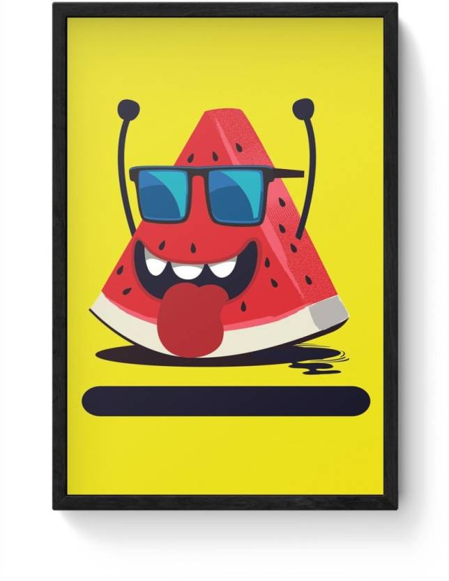 d7748ec41bb8 AnanyaDesigns Wall Poster Today Is A Good Day Pop Art Paper Print (18 inch  X 12 inch