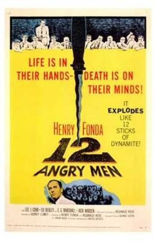 Twelve Angry Men Paper Print  Movies Posters In India  Buy Art  Twelve Angry Men Paper Print Example Essay English also A Level English Essay Structure  Should The Government Provide Health Care Essay