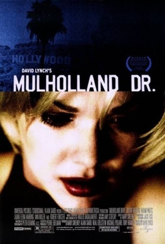 bc1c7b5ac Mulholland Drive Paper Print - Movies posters in India - Buy art ...