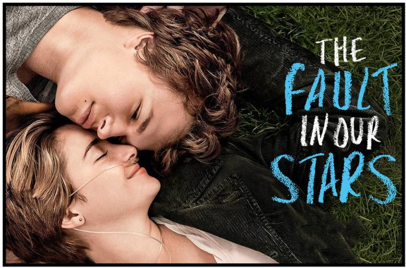 The Fault in Our Stars Poster for room.Hollywood Movie Posters ...