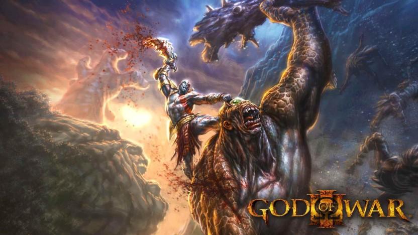 God Of War Key Art Gaming Poster New Maxi Size 36 x 24 Inch