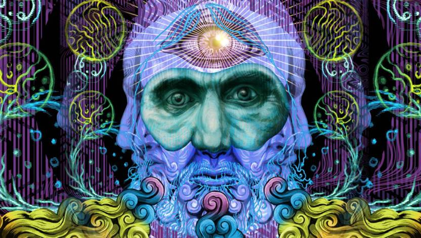 Music Mastodon Band United States Psychedelic Trippy Occult HD Wallpaper Background Fine Art