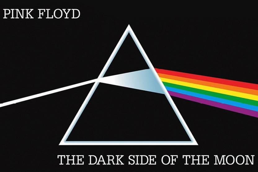 Euerkadesigns Pink Floyd The Dark Side Of The Moon Poster