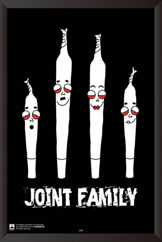 Joint Family Paper Print Quotes Motivation Posters In India