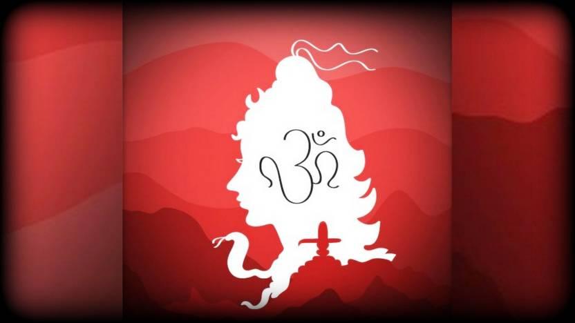 Digital Painting Wall Hd Wallpaper Art Paper Lord Shiva Fine Art