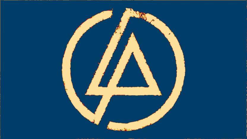 Linkin Park Logo Art Poster Paper Print Shoping Inc