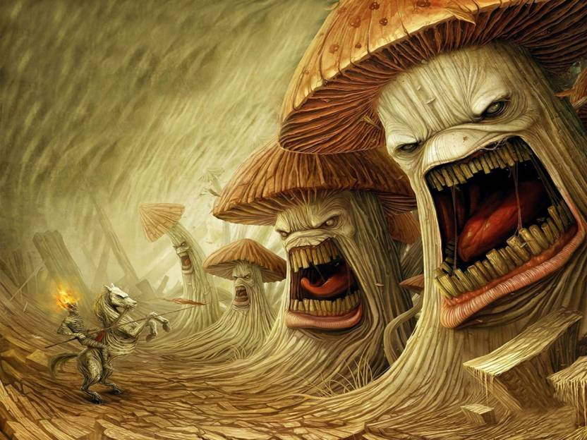 Music Infected Mushroom Band (Music) Israel HD Wallpaper Background