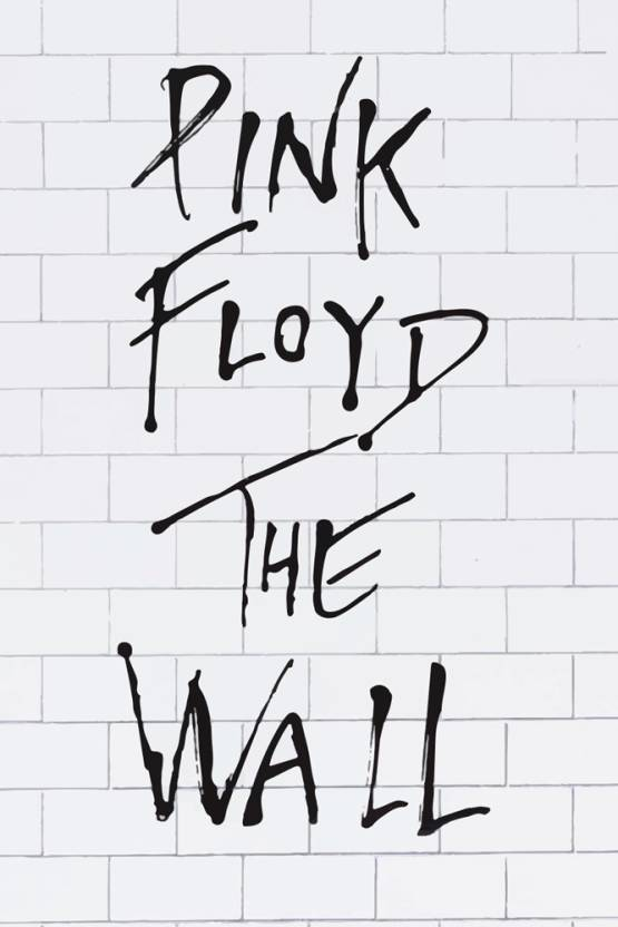Posterskart Pink Floyd \'The Wall\' Album Art Poster Paper Print ...