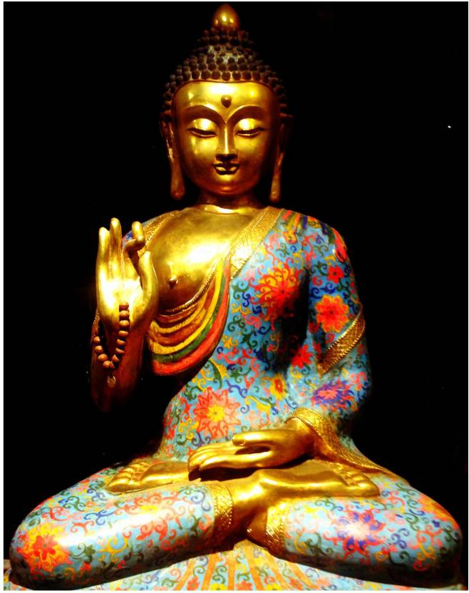 lord buddha poster paper print religious posters in india buy