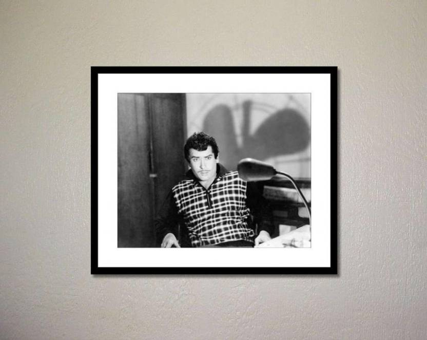 Athah Poster Shammi Kapoor in China Town Photographic Paper Paper Print