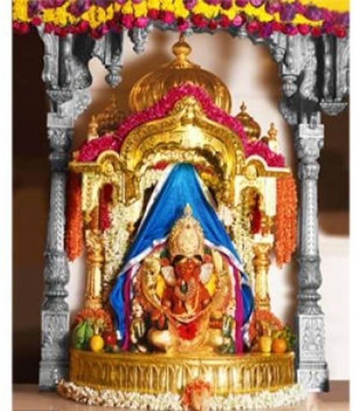3D Photo Siddhivinayak Poster