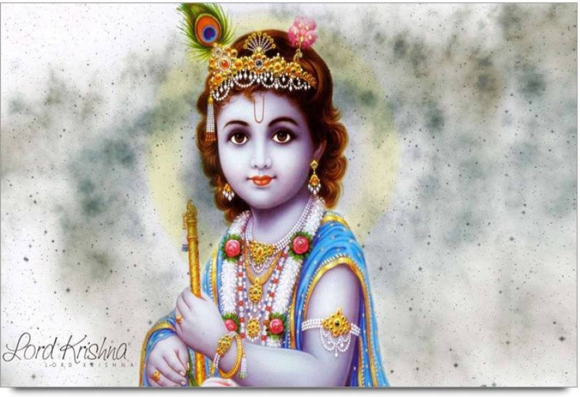 amy cute lord krishna 3d design 3d poster nature nature posters