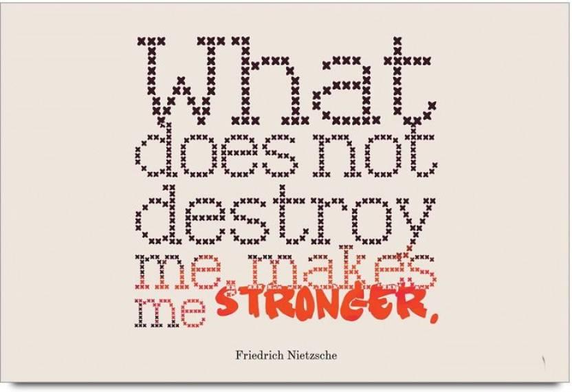 Imerch Does Not Destroy Me Quotes By Friedrich Nietzsche