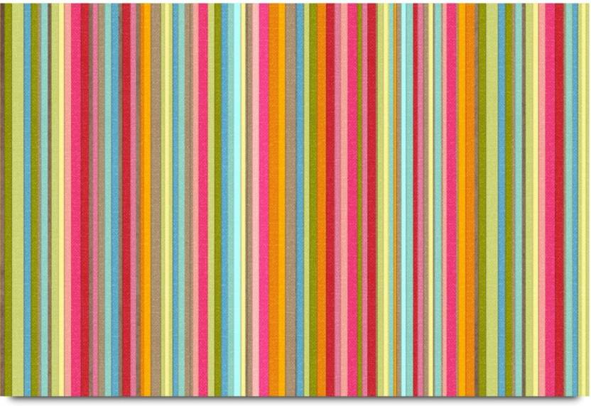 fbe7822a43877 Colorful Vertical Line Pattern Paper Print (24 inch X 36 inch, Rolled)