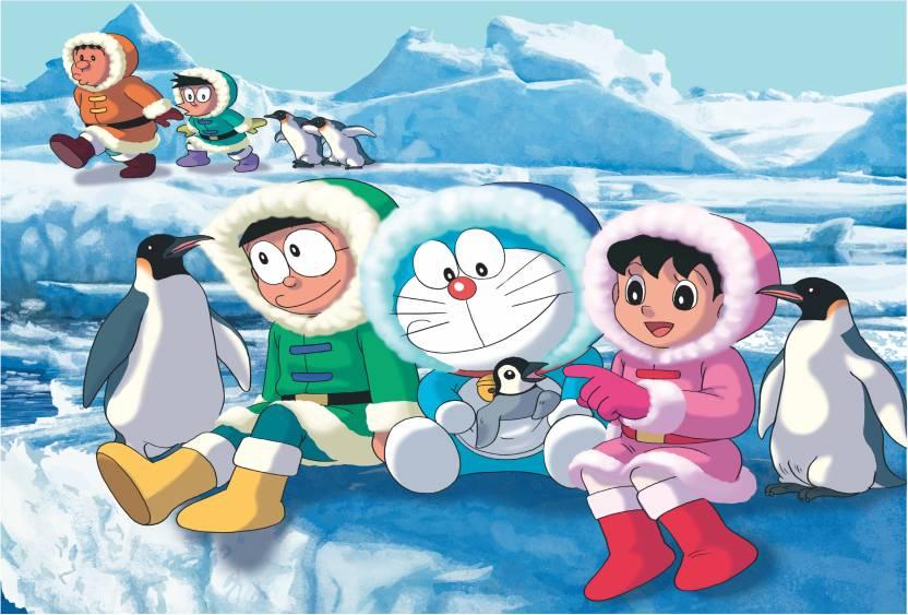 Unduh 5000 Wallpaper Of Doraemon Family Gratis