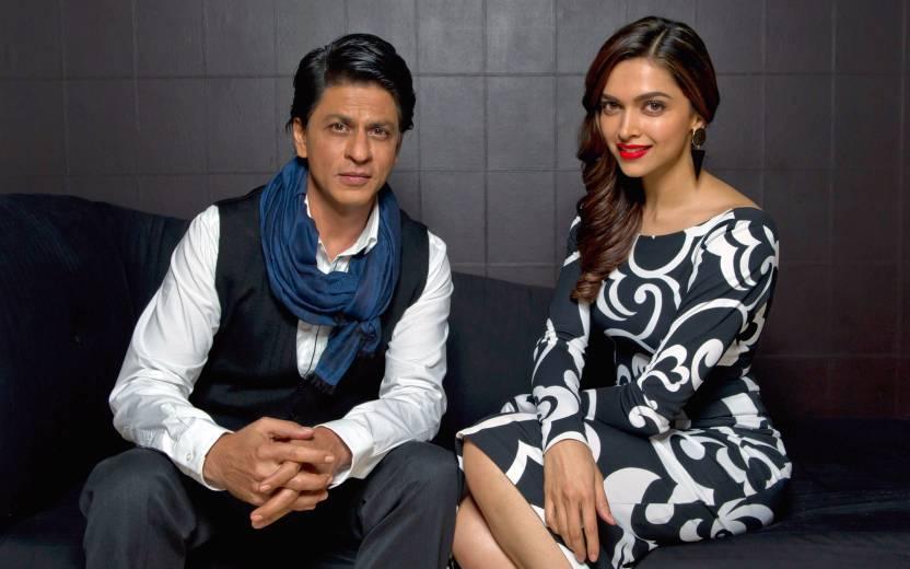 Celebrity Deepika Padukone Actresses India Shahrukh Khan Hd Wall