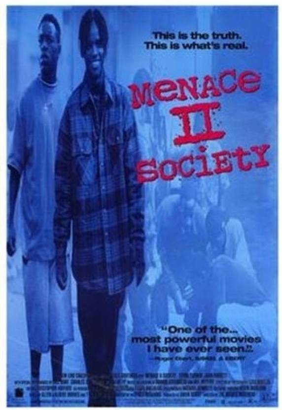 Menace Ii Society Paper Print Movies Posters In India