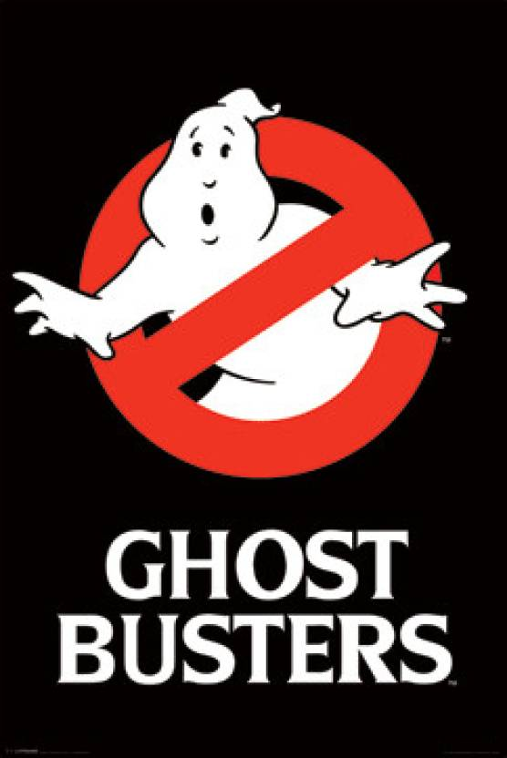 Ghostbusters Glow In The Dark Maxi Poster Photographic Paper
