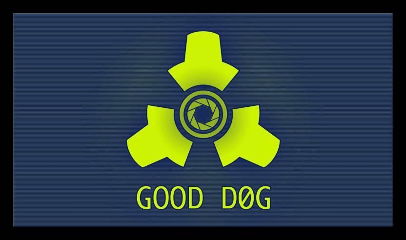Half Life Good Dog Video Game Laminated Framed Artwork Fine Art