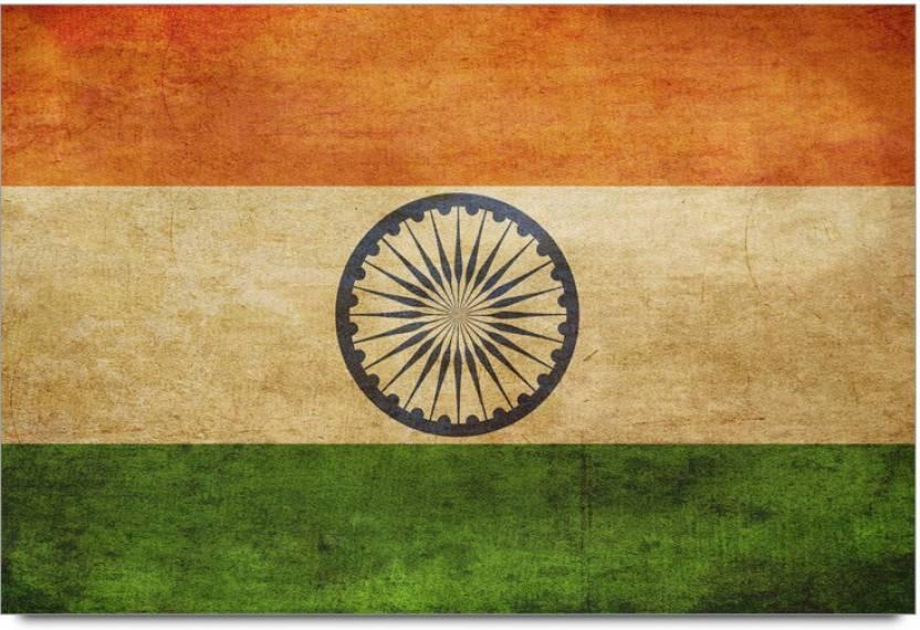 Tiranga Paper Print Decorative Posters In India Buy Art Film