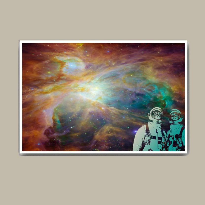 Trippy Wall Hang Fine Art Print Abstract Posters In India