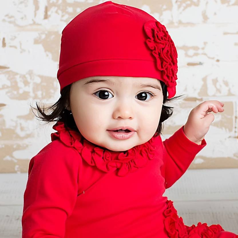 bdd27c247ca6 Baby in Red Dress A3 HD Poster Art shi95 Photographic Paper ...