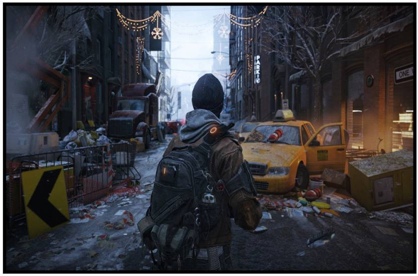 Tom Clancy's the Division Posters - Game Poster - #Gaming