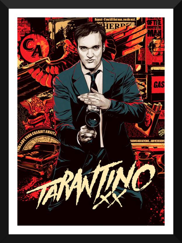 Hollywood Collection Quentin Tarantino 20 Years Ready To