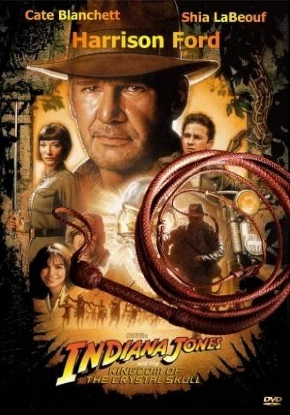 Indiana Jones and the Kingdom of the Crystal Skull Paper