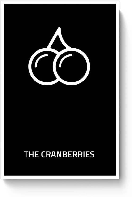 Posterguy The Cranberries Poster Music Minimalism Minimal Music