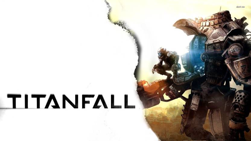 Titanfall Athah Fine Quality Poster Paper Print - Gaming posters in