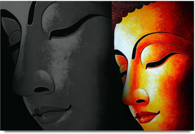 Amy Lord Buddha Face 3D Poster