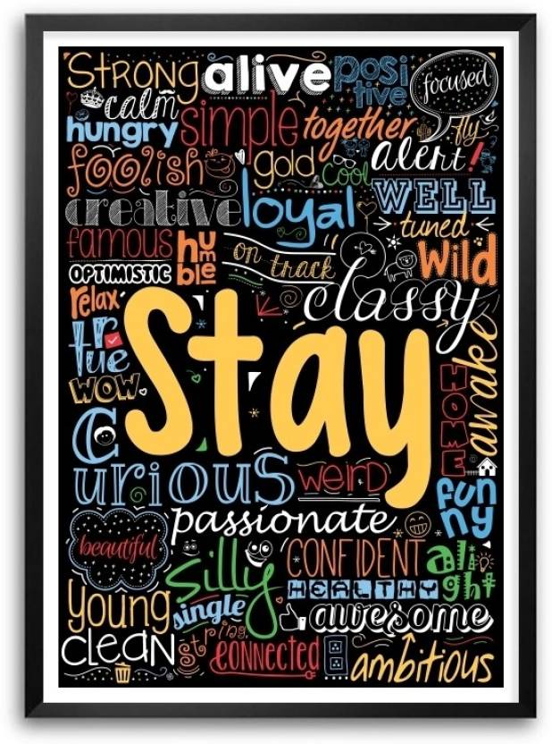 Lab No.4 Stay Motivational & inspirational Quotes in Collage ...