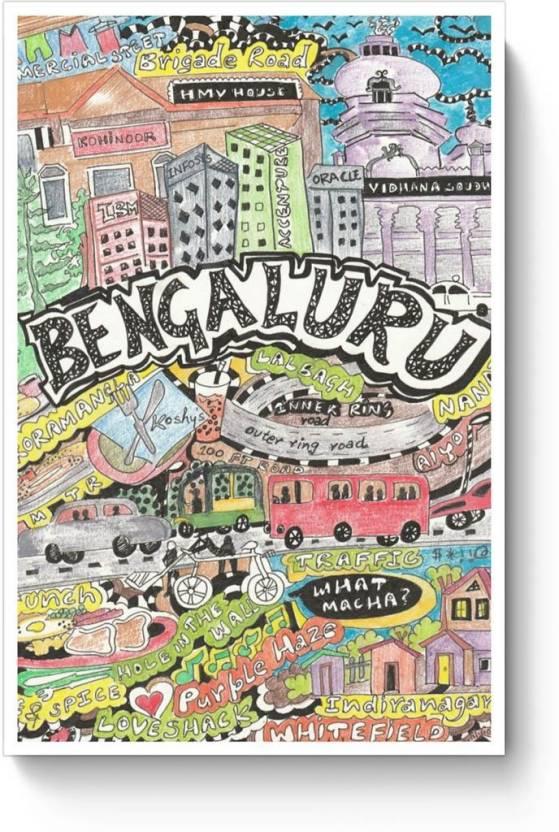 Posterguy Namma Bengaluru Poster Bangalore Bengalurur