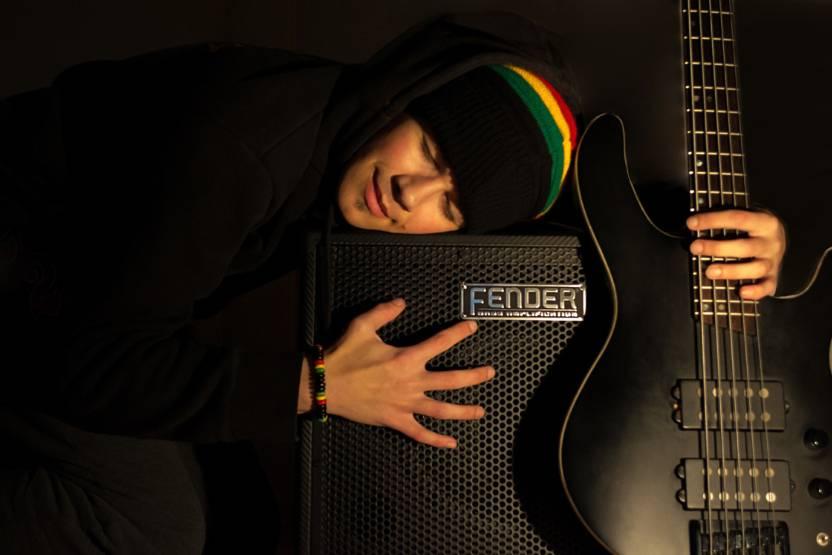 Music Guitar Bass Bassguitar Amplifier Fender Cort Hd