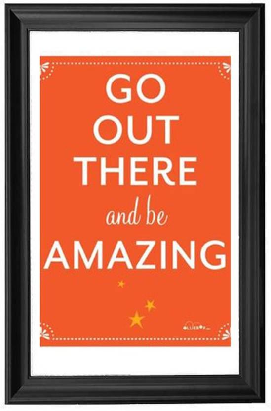 Motivational Gyaan S Of Babaji 007 Fine Art Print Quotes