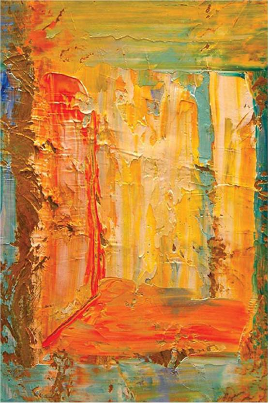 Colour Painting Poster Paper Print Art Paintings Posters In