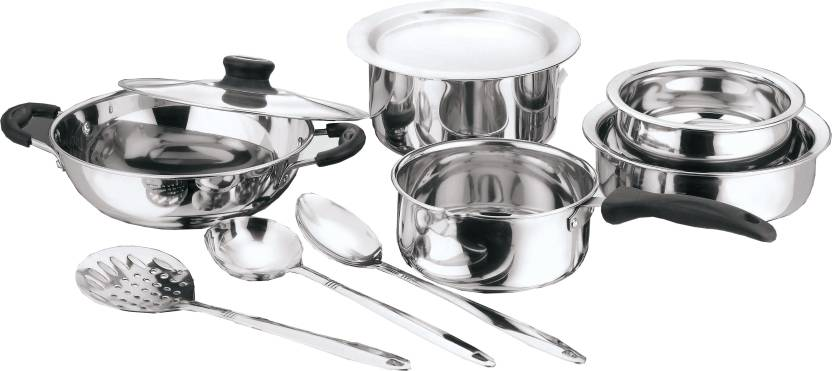Kitchen Essentials Pride Cookware Set Pot 1 L Price In India Buy