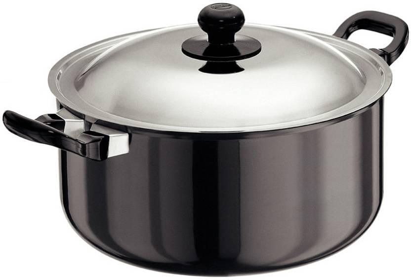 3785e87b6dd Hawkins Futura Hard Anodized Cook-n-Serve Handi 5 L Price in India ...