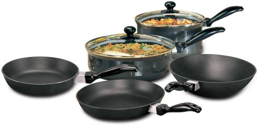 Hawkins Futura Cookware Set Pot 1 L