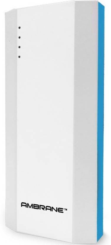 Ambrane P-1111 NA 10000 mAh Power Bank