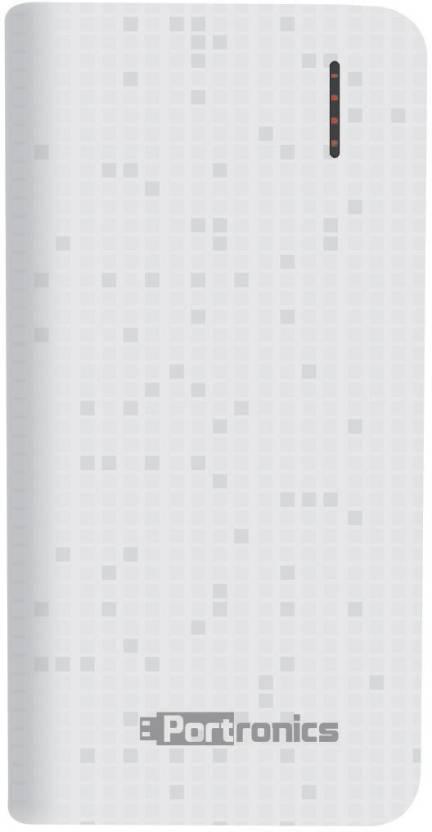Portronics 8000 mAh Power Bank (POR-572, Power Slice III)