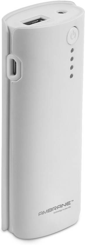Ambrane P-444 NA 4000 mAh Power Bank