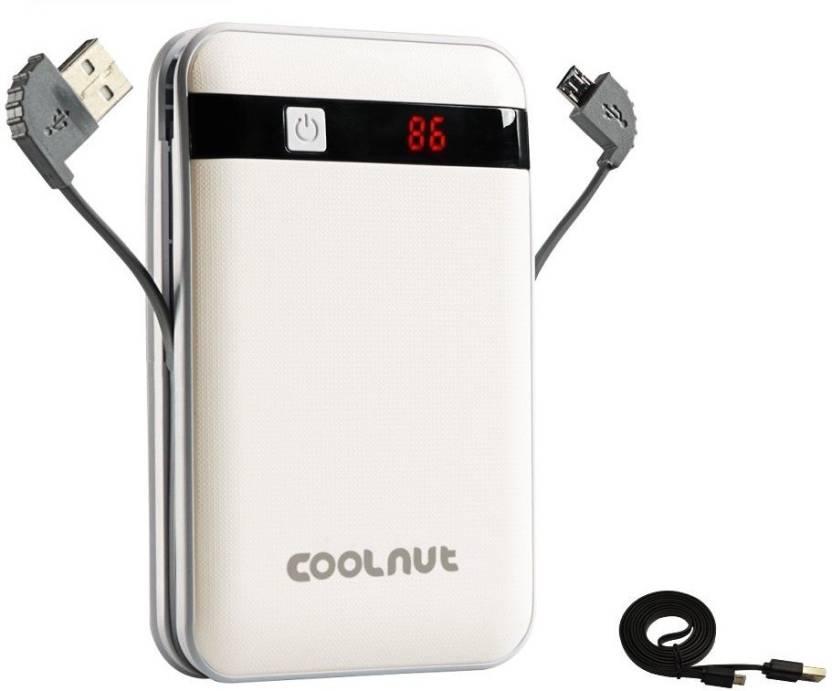 Coolnut 13000 mAh Power Bank (CMPBSUN-26 World's Best