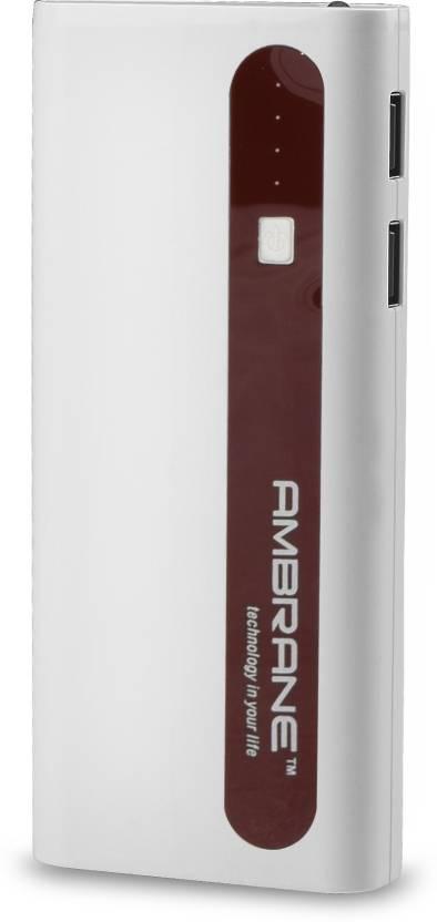 Ambrane P-1310 NA 13000 mAh Power Bank