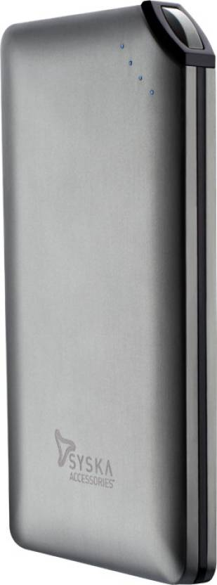Get Flat 66% Off On Syska Power Banks from flipkart