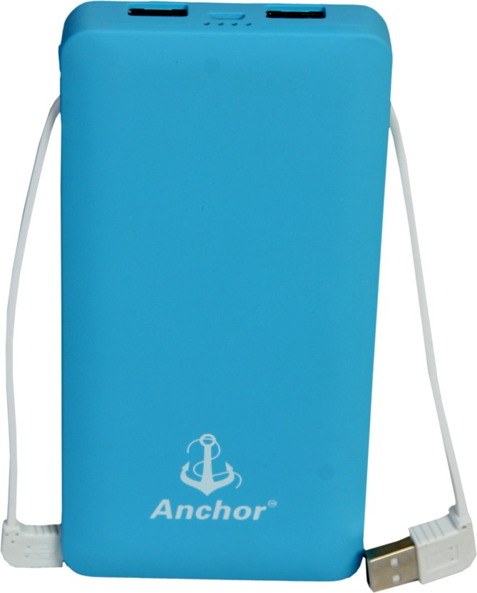Anchor 11 6000mah power bank price in india on 10 08 2017 for Anchor decoration runescape