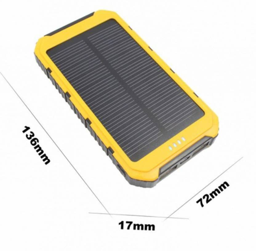 Gizmobitz 12000 mAh Power Bank  PBS12000SY, PBS12000SY  Yellow, Lithium ion